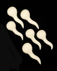 Spermies Sperm Shaped Soap