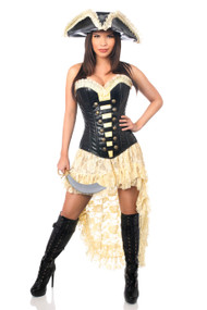 Pirate Corset Costume by Daisy Corsets