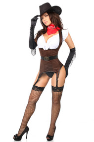 Cowgirl Corset Costume by Daisy Corsets