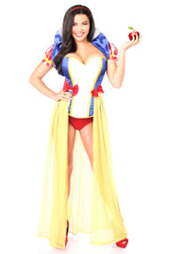Princess Snow White Corset Costume by Daisy Corsets