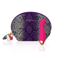 Boa Mini G Spot Vibrator and Bag by Rianne S-Pink