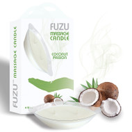 Fuzu Scented Massage Candle-Coconut Passion