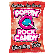 Poppin' Rock Candy Oral Sex Candy-Crackling Cola