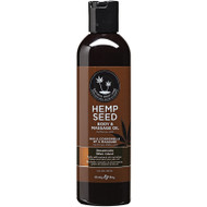 Hemp Seed Massage and Body Oil by Earthly Body-Dreamsicle