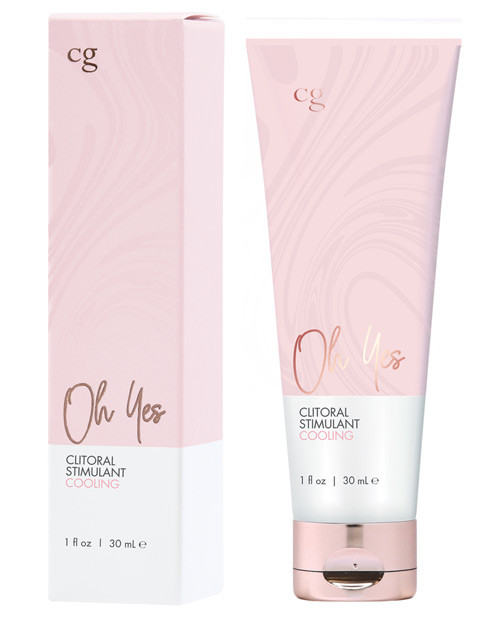 CG Oh Yes Cooling Clitoral Stimulant Serum