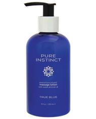 Pure Instinct Pheromone Unisex Body Lotion True Blue