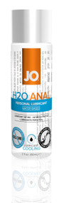JO H2O Anal Water Based Lubricant Cooling by System JO-2 oz