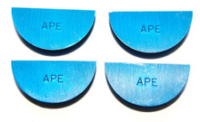 KZ 900-1000 APE Alloy Cam Cover Plug (thru 1980)