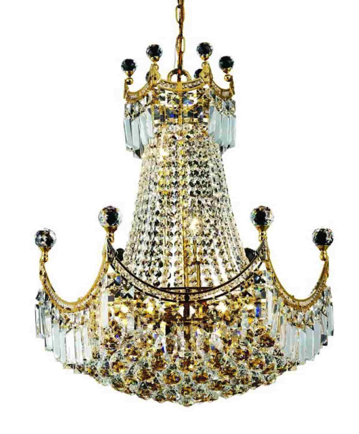 Royal Crystal Chandeliers