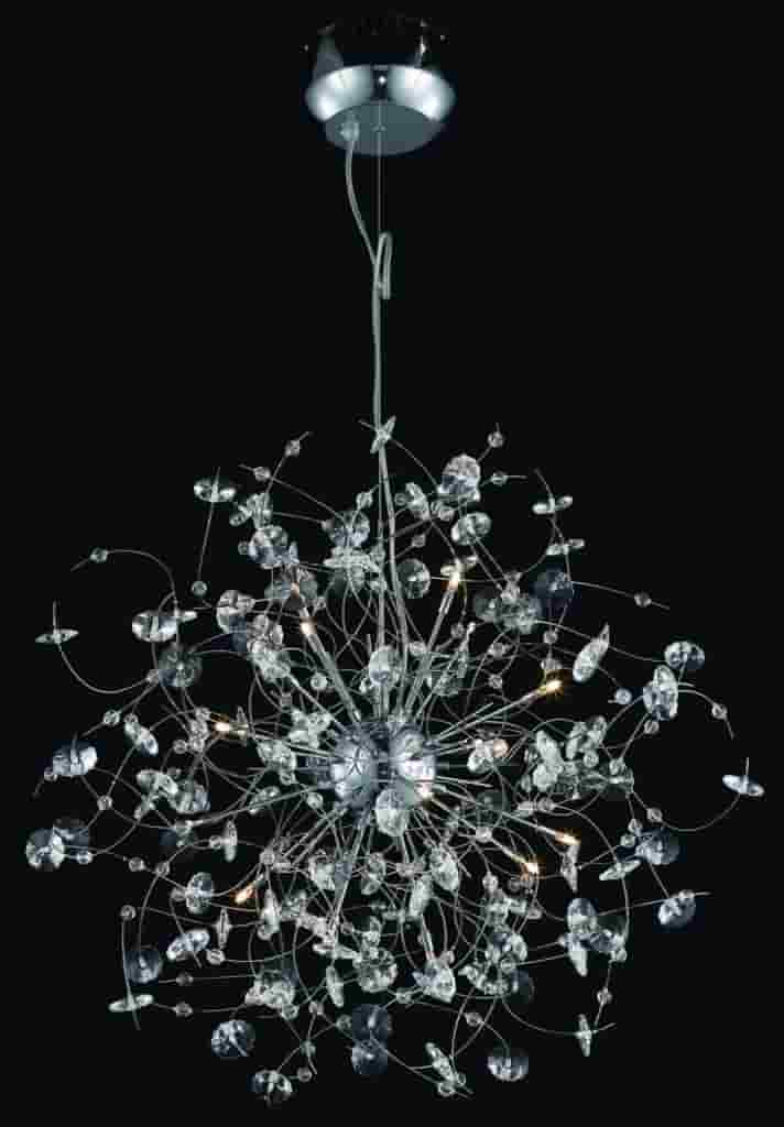 Spider Crystal Chandeliers
