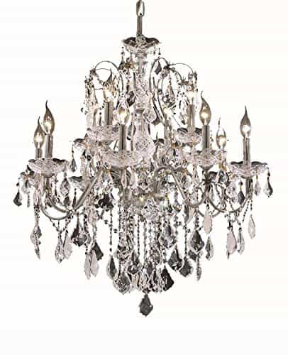 Victorian Crystal Chandeliers