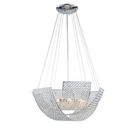Zeev Lighting Monarch Collection Chrome Chandelier CD10084/6/CH