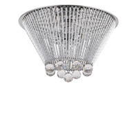 Zeev Lighting Dallas Collection Chrome Flush Mount FM60028/4/CH