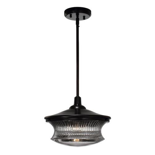 Zeev Lighting Magister Collection Dark Bronze Pendant Ceiling Light P30044/1/DBZ
