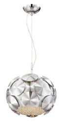 Zeev Lighting Crown Collection Pendant Ceiling Light P30072/3/CH