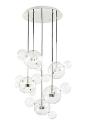 Zeev Lighting Sattelite Collection Polished Nickel Chandelier CD10381/5/PN