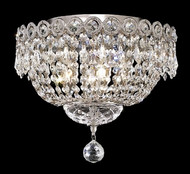 Empire Flush mount crystal chandeliers KL-41037-1210-C