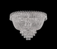 Flush mount crystal chandeliers KL-41037-2012-C