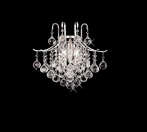 Contour Crystal Wall Sconces KL-41038-1614-C