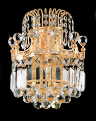 Royal Crystal Wall Light KL-41042-1212-G
