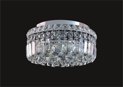 4 Light Modern maxim Crystal Chandeliers KL-41045-14