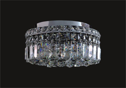 4 Light Modern maxim Crystal Chandeliers KL-41045-12