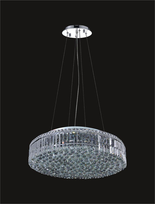 18 Light Modern maxim Crystal Chandeliers KL-41046-32