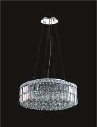 12 Light Modern maxim Crystal Chandeliers KL-41046-20