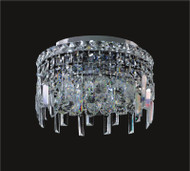 4 Light Modern maxim Crystal Chandeliers KL-41047-12