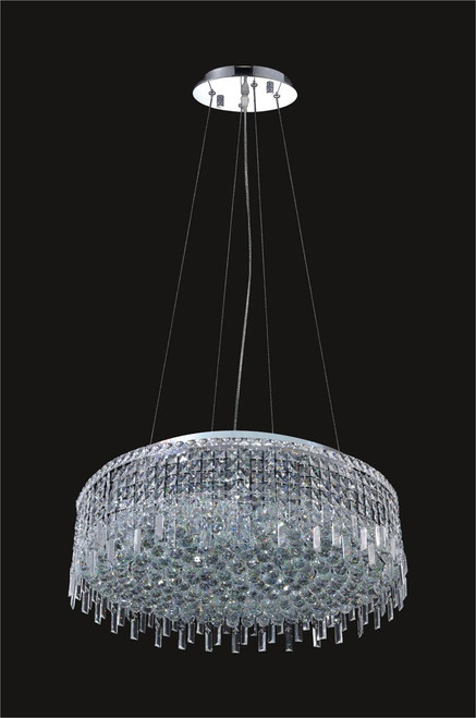 18 Light Modern maxim Crystal Chandeliers KL-41048-32