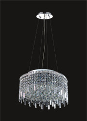 12 Light Modern maxim Crystal Chandeliers KL-41048-20