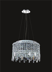 5 Light Modern maxim Crystal Chandeliers KL-41048-16