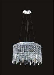 5 Light Modern maxim Crystal Chandeliers KL-41048-16