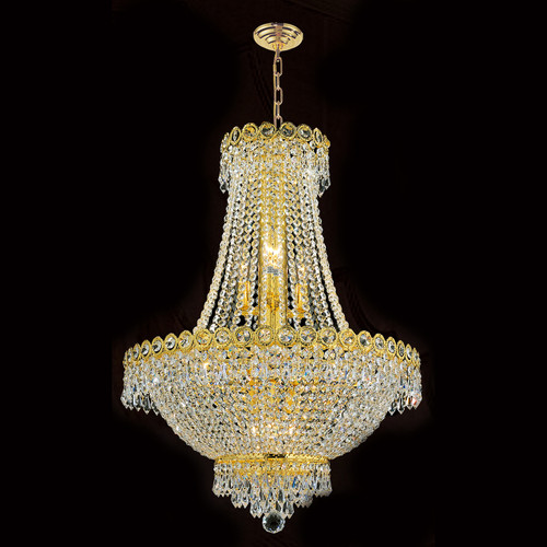 Empire crystal chandeliers KL-41037-20-G