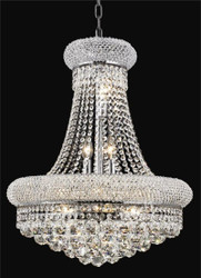 Bagel crystal chandeliers KL-41035-2026-C