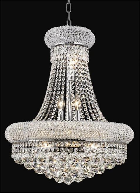 Bagel crystal chandeliers KL-41035-2026-C