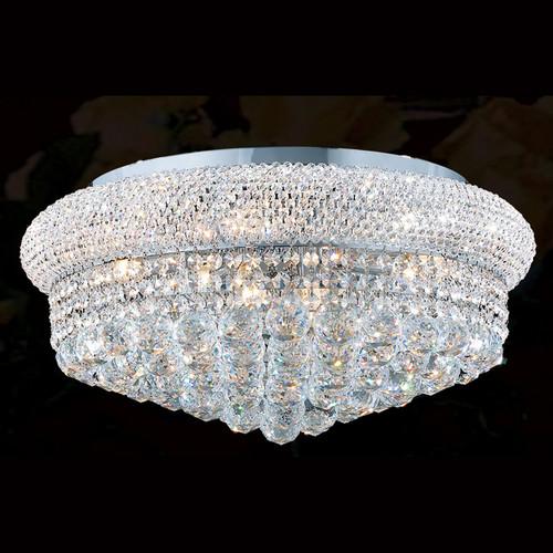 Bagel Crystal flush mount chandeliers KL-41035-2010-C