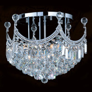 Royal crystal flush mount chandeliers KL-41042-20-C