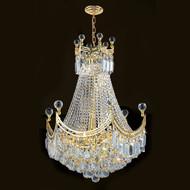 Royal Crystal chandeliers KL-41042-2028-G