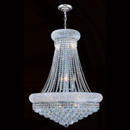 Crystal Bagel Chandeliers KL-41035-24-C