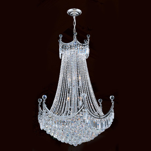 Contemporary Royal Crystal Chandeliers KL-41042-3040-C