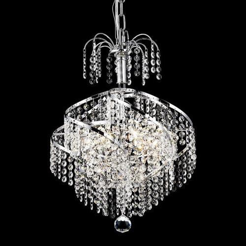 Spiral Crystal Chandeliers KL-41044-1417-c
