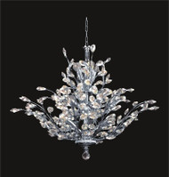 Tree of crystal chandelier KL-41049-4036-C