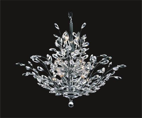 Tree of crystal chandelier KL-41049-3232-C