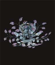 Leaf Of Crystal Chandelier KL-41051-246-C