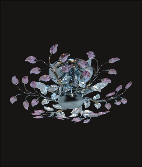Leaf Of Crystal Chandelier KL-41051-246-C