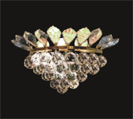 Tree of crystal wall sconce KL-41049-158-G