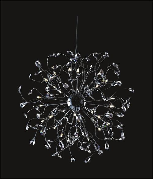 Spider crystal chandelier KL-41050-2424-C