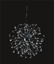 Spider crystal chandelier KL-41050-2222-C