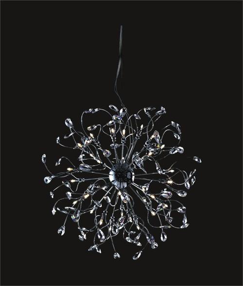 Spider crystal chandelier KL-41050-2222-C